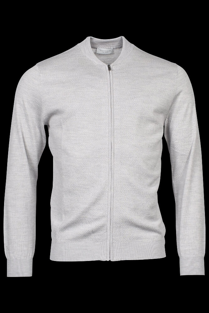 Cardigan lm zipper