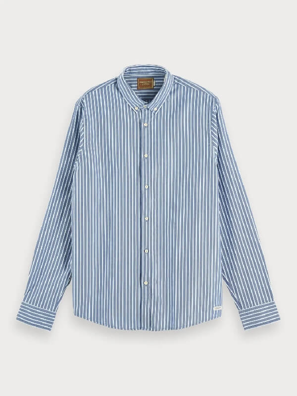 Dobby oxford shirt
