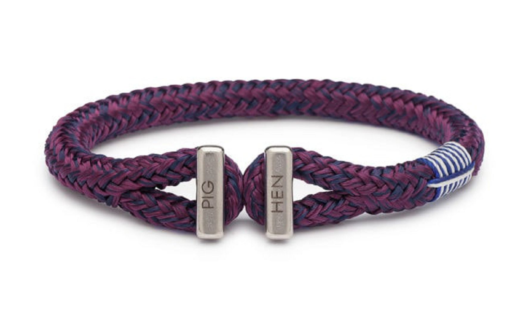Icy ike purple navy/silver sha