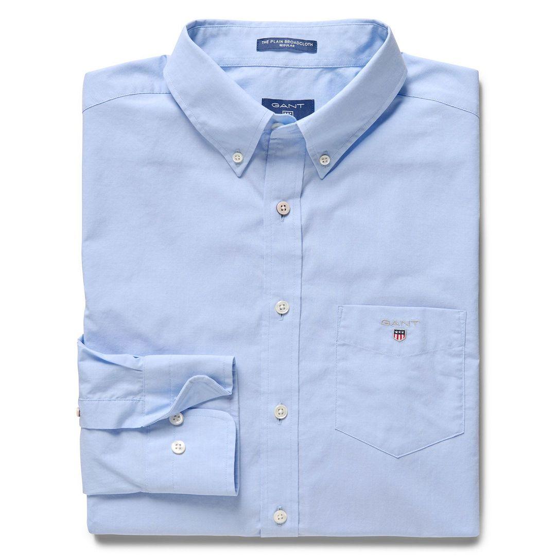 Broadcloth reg white