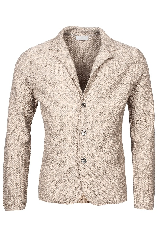 Jacket cardigan buttons