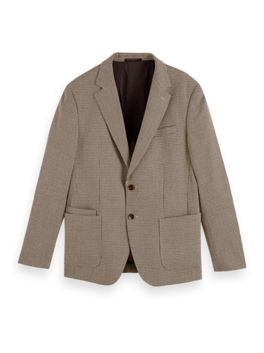 Classic structured blazer
