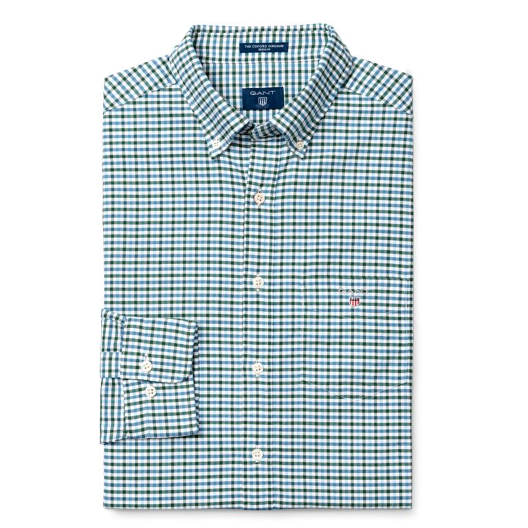 Oxford 3 colors gingham
