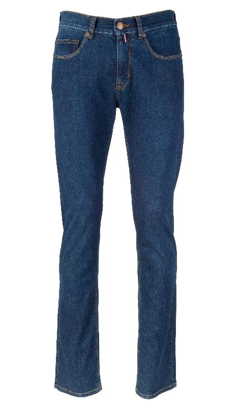 Klassieke jeans blauw
